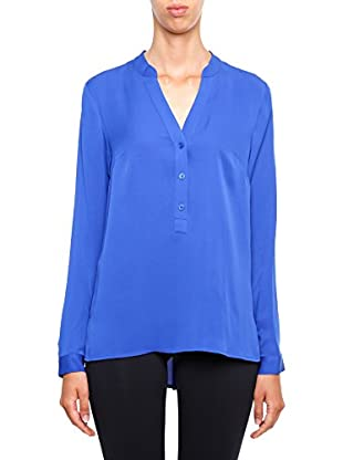 Michael Kors Bluse Henley Back Pleated