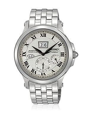 SEIKO Reloj de cuarzo Unisex Unisex Snp039P1 39 mm