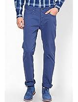 Blue Slim Fit Jeans(Chip) Gant