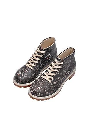 DOGO Zapatos de cordones Owl Lover
