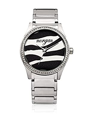 Morgan de Toi Orologio al Quarzo Woman M1071S Argentato 38 mm