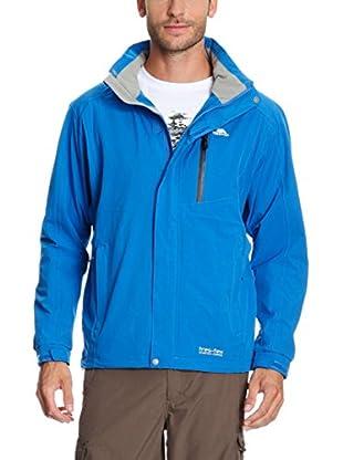 Trespass Braxton - Giacca da uomo, Blu (Blu oltremare), 2X-Large