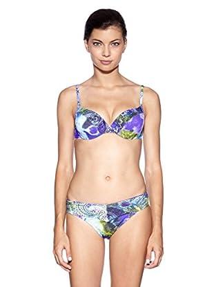 Paphia Push Up Bikini (violett)
