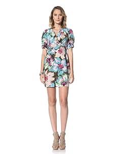 Paul & Joe Women's Teracota Short Sleeve Dress (Multi)