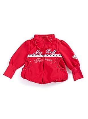My Doll Sweatshirtjacke (Rot)
