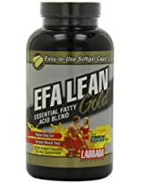 Labrada Nutrition Essential Fatty Acid Lean Gold - 180 Softgel Capsules