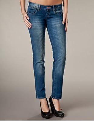 LTB Jeans Clay Straight Leg Low Rise (Blau)