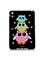 3 Owls Cover Case for Ipad Mini by Atomic Market