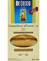 De Cecco Cannelloni All'uovo No 100, 250g