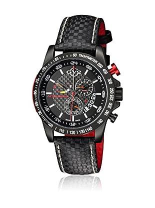 Gevril Uhr mit schweizer Quarzuhrwerk Man Scuderia 45 mm