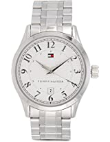Tommy Hilfiger ESSENTIAL Analog Watch - For Men Silver - TH1710276 - D