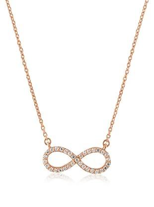 Divas Diamond Collar Infinity (Oro)
