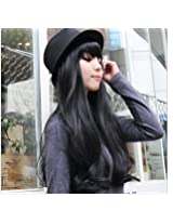 Black Long Curly Wavy Wigs Wigs Wigs Wigs For Women Costume Wigs Cheap Wigs
