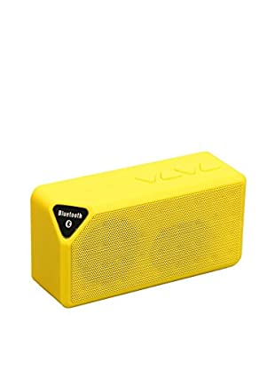 iPM Icon Bluetooth Speaker, Yellow