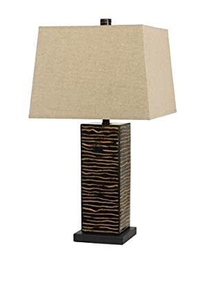 Candice Olson Lighting Coco Twig Table Lamp (Black)
