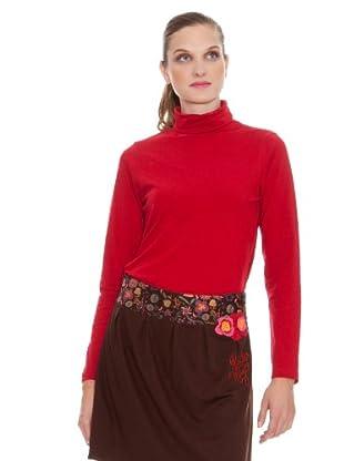Rosalita Mc Gee Jersey Aleutian (Rojo)