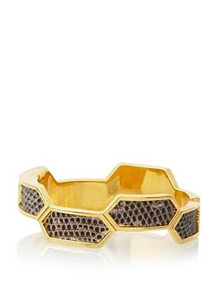 Kara Ross Spotted Hexagon Bracelet