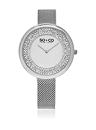 SO & CO New York Quarzuhr Woman GP16082 40 mm