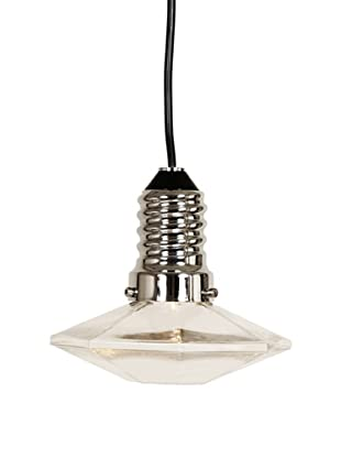 Control Brand The Karla LED Pendant Lamp, Clear