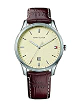 Tommy Hilfiger Analog Beige Dial Men's Watch - TH1710282J
