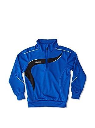 JAKO Kinder Trainings Sweatshirt Competition, Royal/Schwarz, 128, 8679