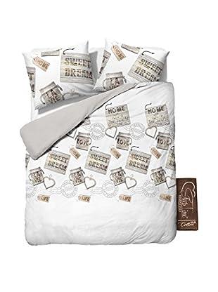 SleepTime Juego De Funda Nórdica Homely