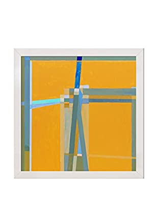 Clive Watts Rangle No 3 Framed Print On Canvas, Multi, 27.5