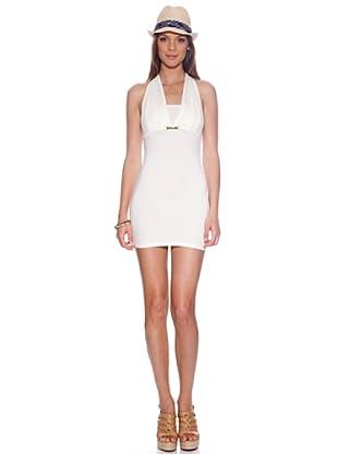 Bolero Ibiza Vestido Gela (Blanco)