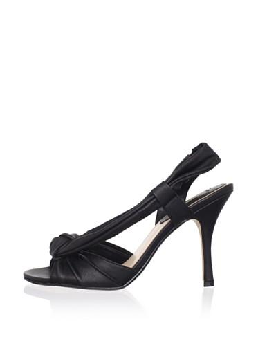 MaxStudio Women's Scent 2 Slingback Sandal (Black)