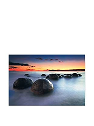Artopweb Panel Decorativo Boulders Multicolor
