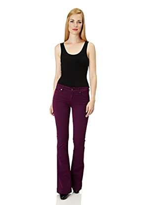 7 for all Mankind Jeans Jiselle Gummy Wide Leg (Violett)
