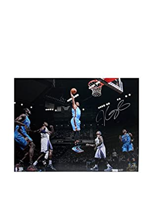 Steiner Sports Memorabilia NBA Oklahoma City Thunder Kevin Durant Dunk vs. Sacramento Signed Photograph