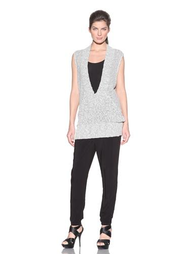 VPL Women's Bellmer Sleeveless Scoop Top (Grey)