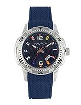 Nautica Sports Analog Blue Dial Men's Watch - NAI13515G