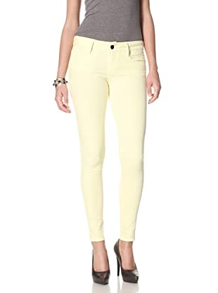 Black Orchid Women's Black Jewel Garment Dyed Jegging (Mimosa)