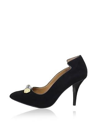 Clarks Zapatos Azizi Ivory (Negro)