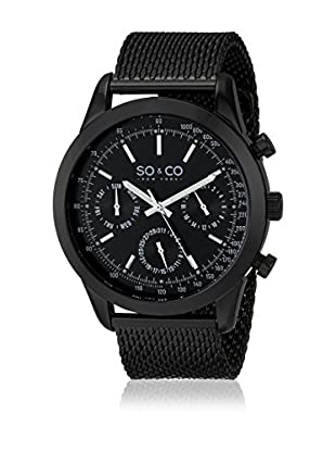 SO & CO New York Reloj Man 5006.3 44 cm
