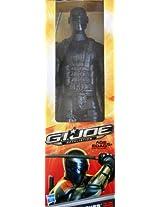 """GI Joe Retaliation -- Snake Eyes 12"""" Action Figure"""