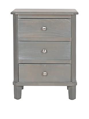 Safavieh Joe End Table, Ash Grey