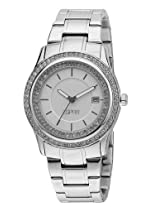 Esprit Analog White Dial Women's Watch - ES106132006-N