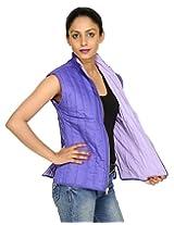 Handmade Reversible Quilted Women's Jacket