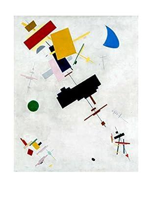Especial Arte Leinwandbild Suprematism - Kazimir Malevich
