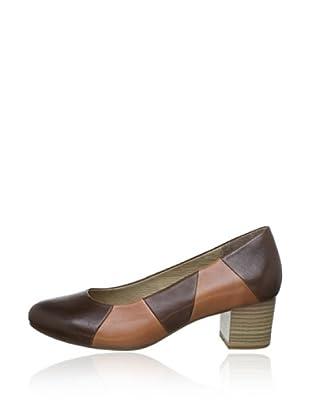 Caprice  Zapatos Donna (Marrón)