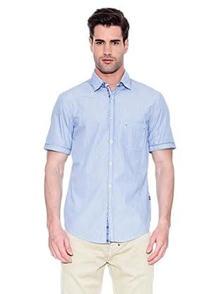 Hugo Boss Camisa Osborn (Azul Marino)