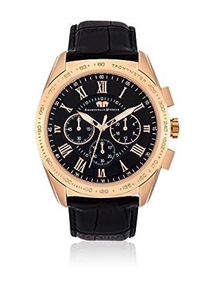 Rhodenwald & Söhne Reloj con movimiento cuarzo japonés  Negro 45 mm