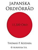 Japanska Ordforrad (Swedish Edition)