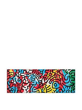 ArtopWeb Panel Decorativo Haring Untitled 1990 - 52x150 cm