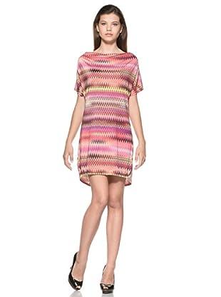 Eccentrica Vestido Samantha (Multicolor)