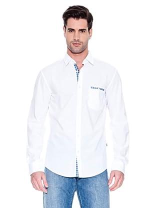 Hugo Boss Camisa Renato (Blanco)