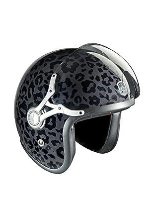 Exklusive Helmets Helm Rider Leopard